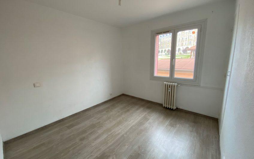Appartement T3 de 63,05 m² 1er étage avec une cave